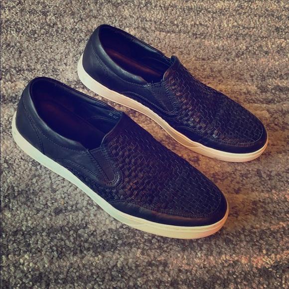 Vince Shoes | Mens Vince Woven Black